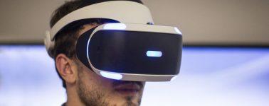 Las PlayStation VR son un producto de mucho futuro para Sony