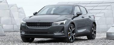 Volvo anuncia el Polestar 2: Hasta 500km de autonomía y un precio de partida de 39.900 euros