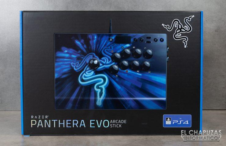 Razer Panthera EVO Vista Embalaje 1
