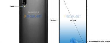 El Samsung Galaxy A50 también se suma a la moda de triple cámara trasera