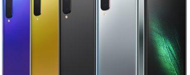 Samsung estaría preparando dos nuevos smartphones plegables
