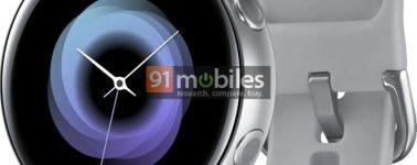 Se filtra el diseño del Samsung Galaxy Sport