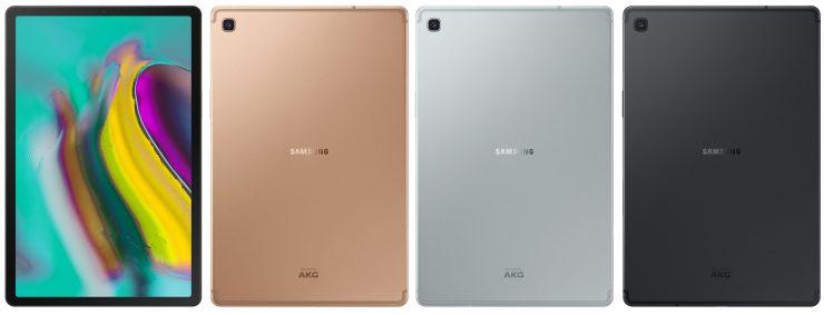 Samsung Galaxy Tab S5e 740x283 0