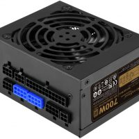 SilverStone SX700-G: 700W de potencia 80 Plus Gold en un formato SFX