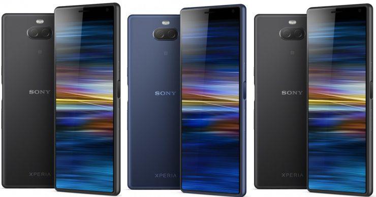 Sony Xperia 10 y 10 Plus 740x388 0
