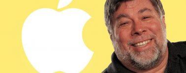El cofundador de Apple, Steve Wozniak, quiere un iPhone plegable