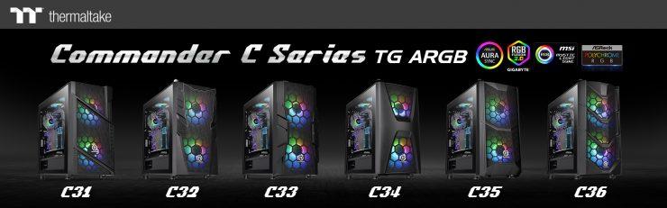 Commander C31, C32, C33, C34, C35 y C36