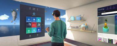 Las aplicaciones de escritorio llegan a la Realidad Mixta de Microsoft