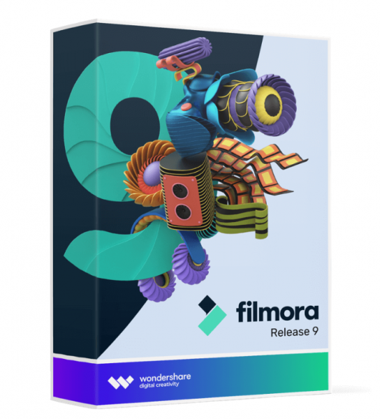 Wondershare Filmora9 Oficial