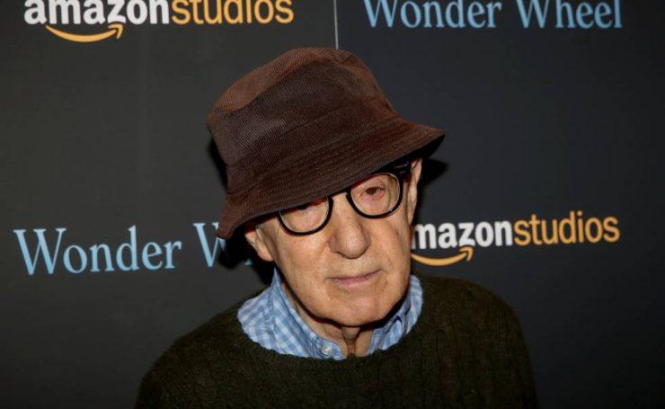 Woody Allen Amazon Studios