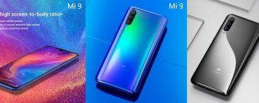 Xiaomi Mi 9: Se anuncian oficialmente sus especificaciones a 2 días de su lanzamiento