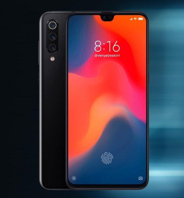 Xiaomi Mi 9 Render 0
