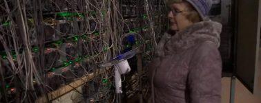El Bitcoin todavía no está muerto: dos abuelas rusas minan para combatir el frío