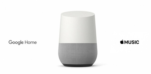 Google Home Apple Music