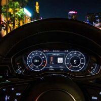 Audi te ayudará a no encontrarte con semáforos en rojo sugiriéndote una velocidad concreta