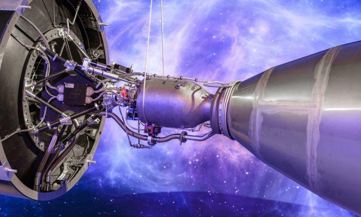 Cohete Prime de Orbex