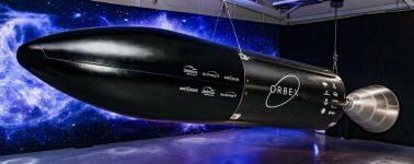 Así es el motor espacial impreso en 3D más grande del mundo