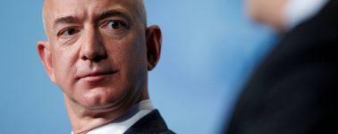 Jeff Bezos acusa de extorsión al editor del medio 'National Enquirer', amigo de Trump