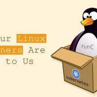 Descubren una grave vulnerabilidad en la herramienta 'RunC' de Linux