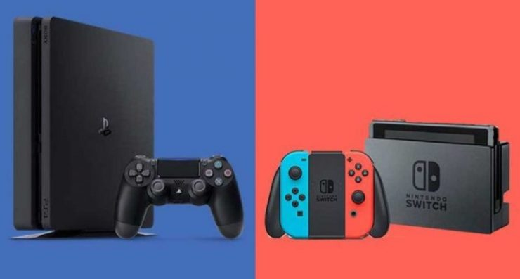 PlayStation 4 Nintendo Switch