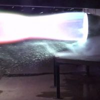 SpaceX prueba con éxito el nuevo motor Raptor de su próximo cohete: 'Starship'