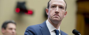 Los inversores de Facebook están en pie de guerra: quieren echar a Mark Zuckerberg como presidente