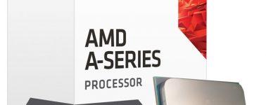 AMD lanza sin hacer mucho ruido su nueva APU AMD A6-9400