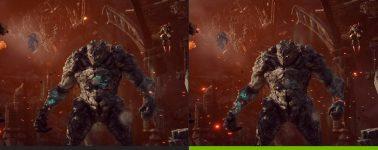 Nvidia muestra cómo se ve Anthem con el DLSS activado, hasta un 40% de mejora en el rendimiento