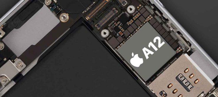 SoC Apple A12