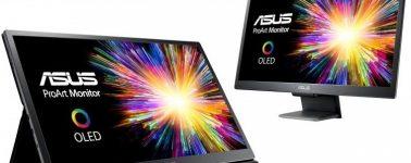 Asus ProArt PQ22UC: Monitor OLED 4K de 21.6″ a unos económicos… 5.494 euros