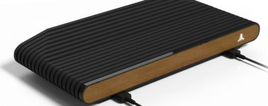 La Atari VCS ha sido rediseñada, pierde el lector de tarjetas SD