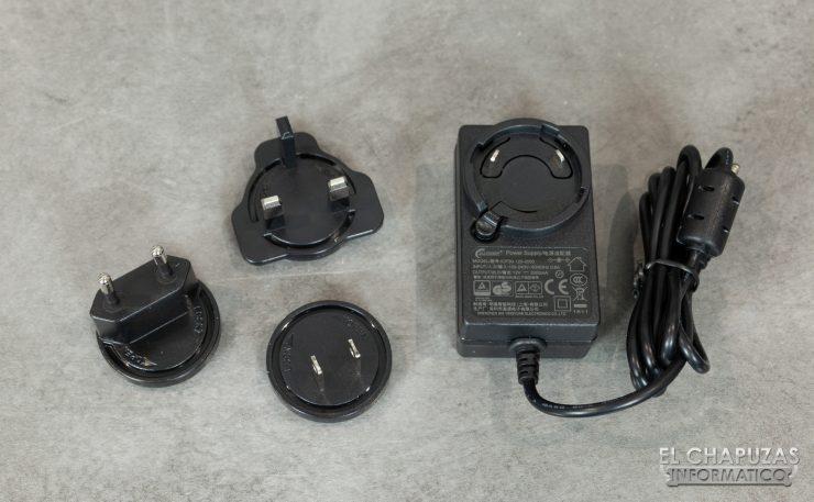 BenQ GV1 Transformador