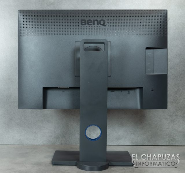 BenQ SW240 - Vista Trasera