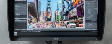 Review: BenQ SW240 (24″ WUXGA – IPS)