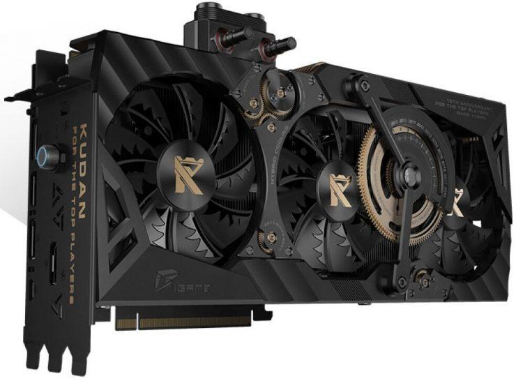 iGame GeForce RTX 2080 Ti KUDAN