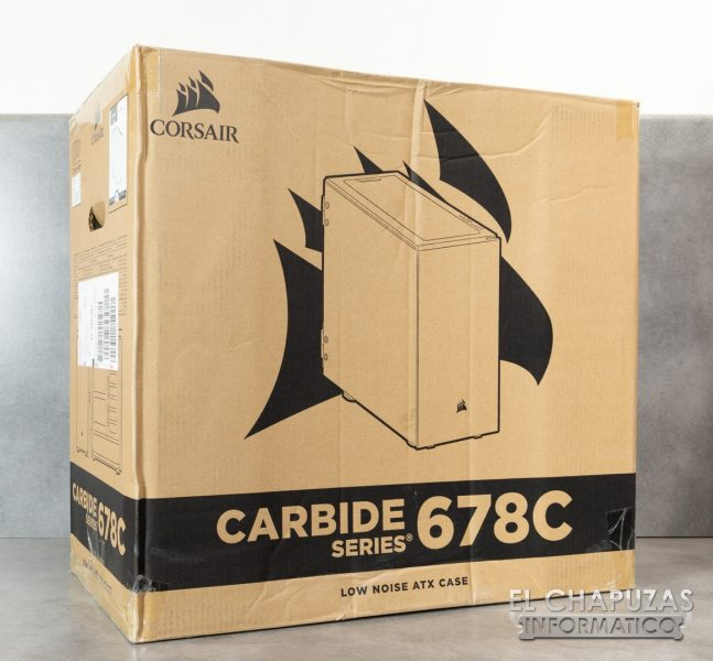 Corsair Carbide 678C - Embalaje