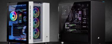 Corsair anuncia el lanzamiento de sus chasis Crystal 680X RGB y Carbide 678C
