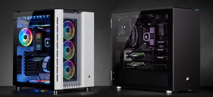 Crystal 680X RGB y Carbide 678C