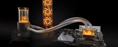 EKWB EK-KIT 240 RGB / 360 RGB: Líquidas AIO Semi-Custom de alto rendimiento
