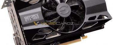 Filtradas las EVGA y Gigabyte GeForce GTX 1660, 229 euros para los modelos Custom