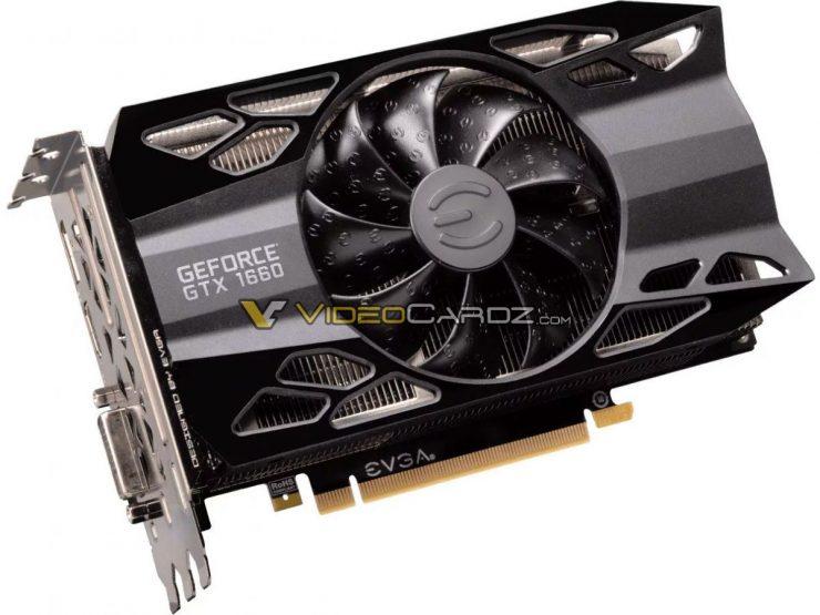GeForce GTX 1660 XC