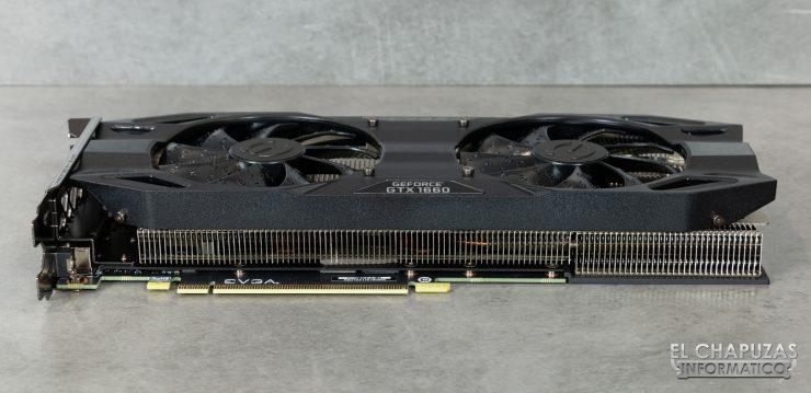 EVGA GeForce GTX 1660 XC Ultra - Slot PCIe