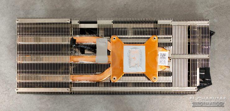 EVGA GeForce GTX 1660 XC Ultra - Disipador