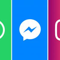 Facebook vuelve a tener problemas con Messenger, WhatsApp e Instagram