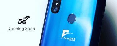 Figgers F3, conectividad 5G y carga inalámbrica con 5 metros de distancia