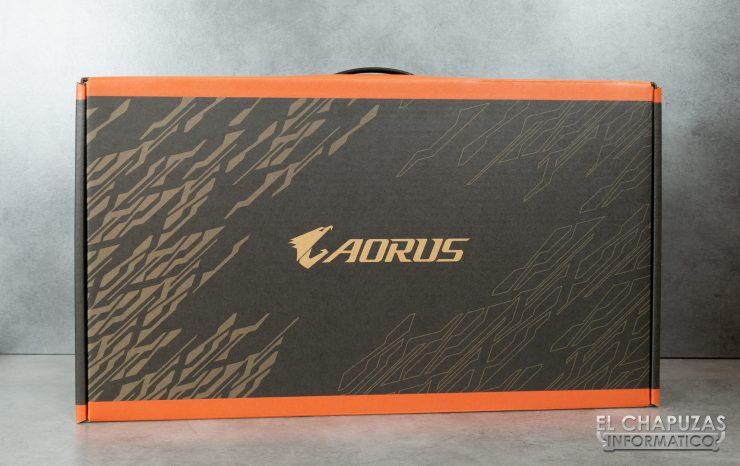 Gigabyte Aorus 15-X9 Embalaje 1