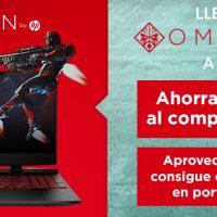 [Patrocinada] Llegan los HP Omen Days a GAME, portátiles gaming con hasta 400€ de descuento