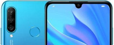 Huawei nova 4e: Gama media con triple cámara trasera y cámara selfie de 32 MP