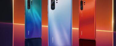 Huawei P30 Pro anunciado, tiene la mejor cámara vista en un smartphone