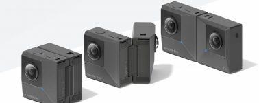 Insta360 EVO: Cámara plegable que nos permitirá grabar a 360º o 180º en 3D
